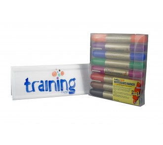 Combo Pack - Reusable Name Tents and Pens